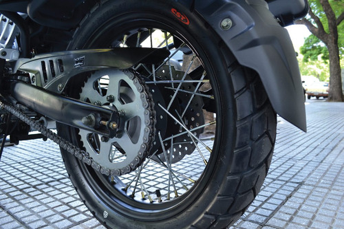 corven triax 250 touring - lidermoto - san justo