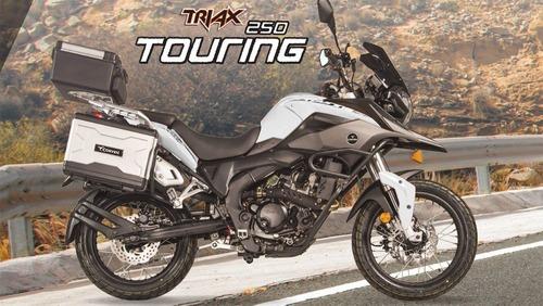 corven triax 250 touring  motozuni