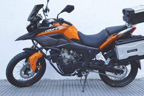 corven triax 250 touring -  nuevos colores - tigre
