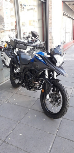 corven triax 250 touring tekken financio permuto qr motors