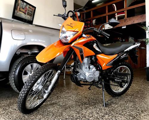 corven triax 250cc enduro ( linea 2018)