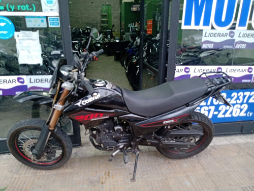corven triax motard 200  alfamotos whats 1127622372 permuto