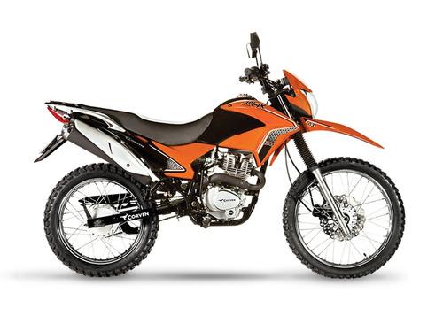 corven triax r3 150 negro enduro 150cc 0km 999 motos