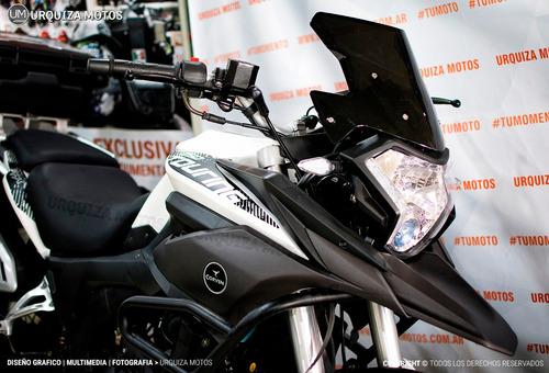 corven triax touring 250 moto 0km urquiza motos