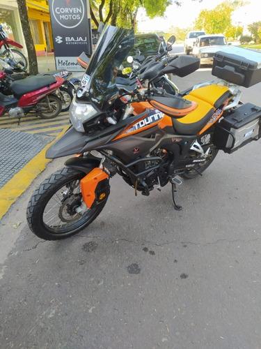 corven triax touring 250 - motomanía