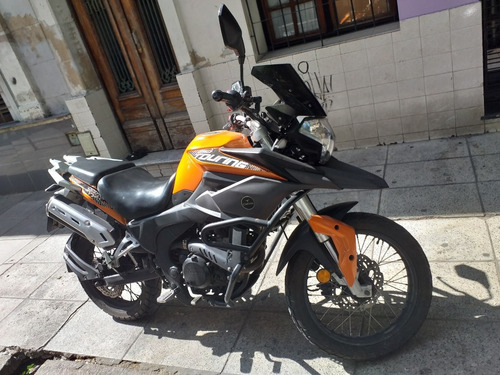 corven triax touring 250 - oportunidad