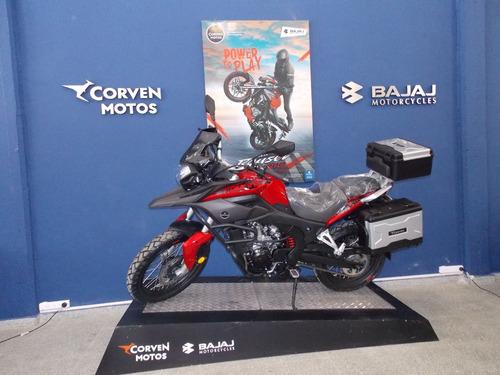 corven triax touring 250   patentamiento bonificado  12 y 18