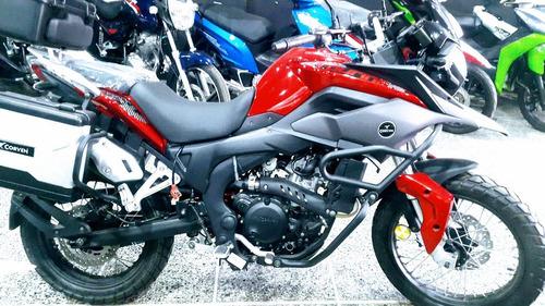 corven triax touring 250 promo patentamiento!