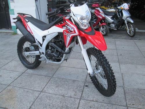 corven triax txr 250 0km autoport motos