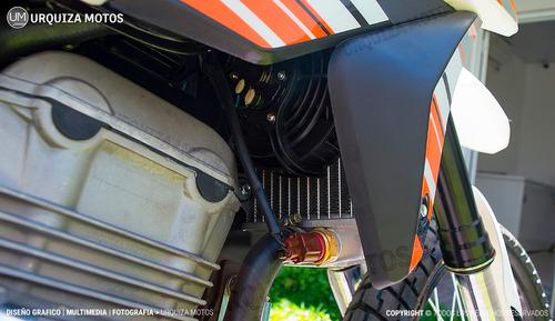 corven triax txr 250 x doble arbol levas refrigeracion liq