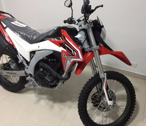 corven txr 250 l 0km 2018 enduro cross 999 motos