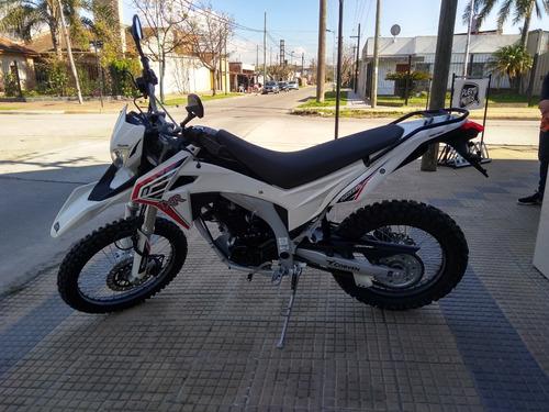 corven txr 250 l 0km puerto motos