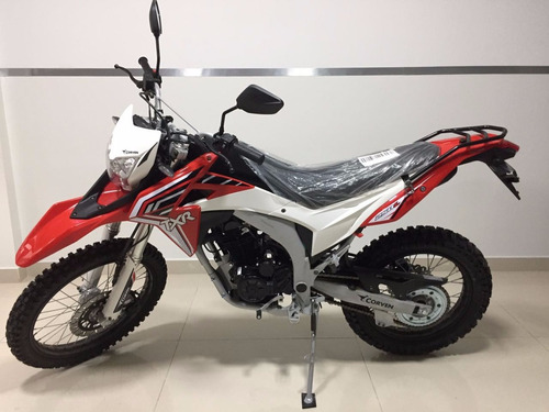 corven txr 250 l triax nueva 0km 2017 enduro cross crf xr
