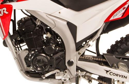 corven txr 250cc l    cañuelas