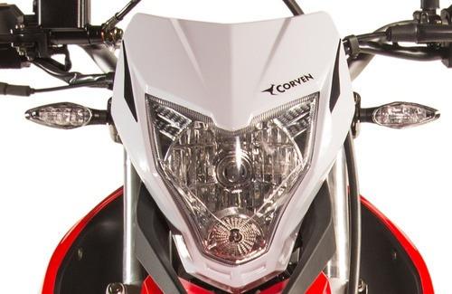corven txr 250cc l - motozuni  g. catán