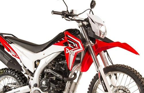 corven txr 250cc l - motozuni  ituzaingó