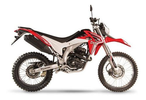 corven txr 250cc l - motozuni  longchamps