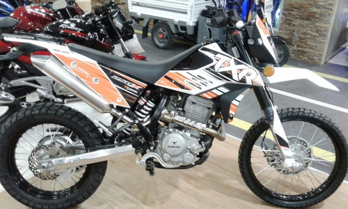 corven txr 250cc x 0km - tamburrino motos