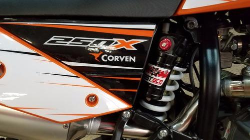 corven txr 250x - bondio motos