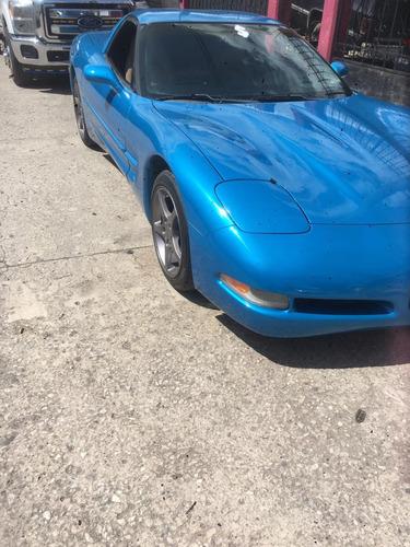 corvette 2000 impecable