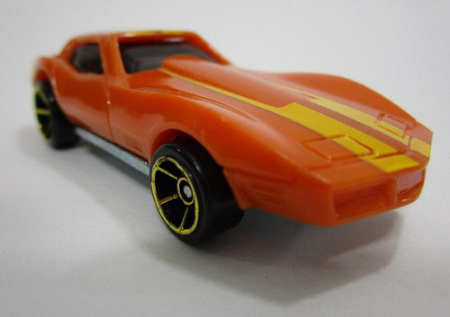 corvette coleccion hot wheels escala 1/64 h65