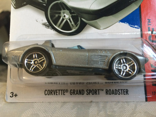 corvette grand sport roadster fast & furious 2016 hotwheels