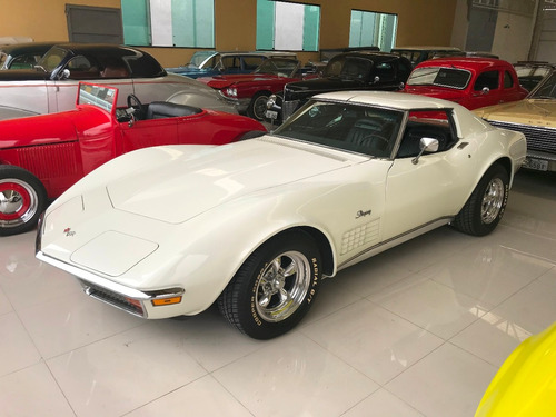 corvette stingray 1972