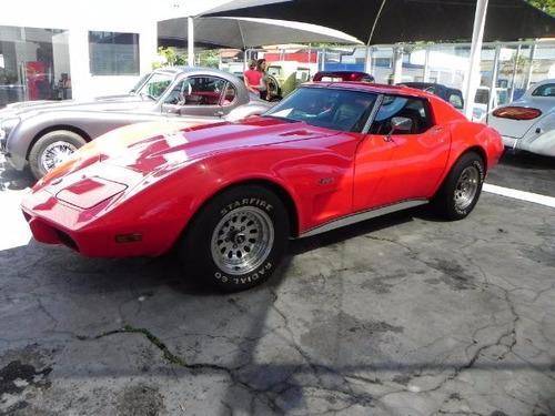 corvette stingray 1976 - v 8