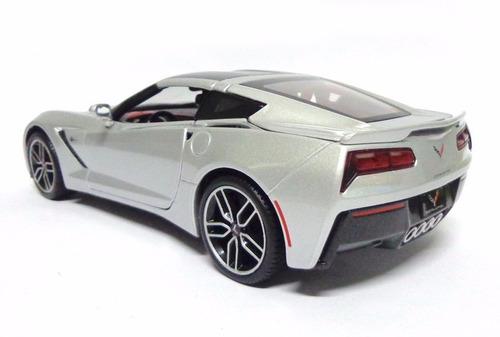corvette stingray z51 2014 1:18 maisto exclusive