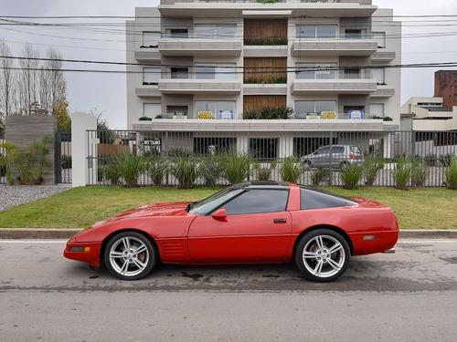 corvette targa v8 5.7 manual