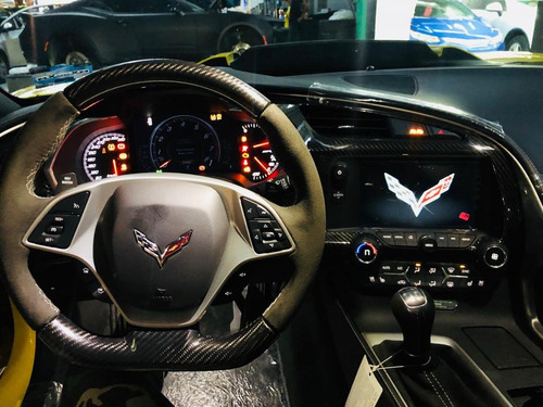 corvette zr1. único manual en  todo méxico 2019