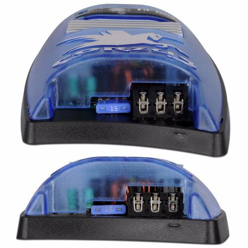 corzus amplificador modulo