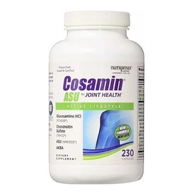 Cosamin Asu Active Lifestyle 230 Capsulas   Pronta Entrega