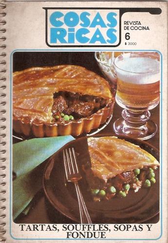 cosas ricas 6  tartas souffles sopas y fondue