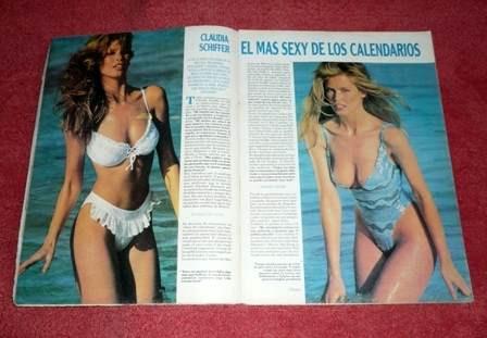 cosas septiembre 1993 claudia schiffer michael jackson pelé