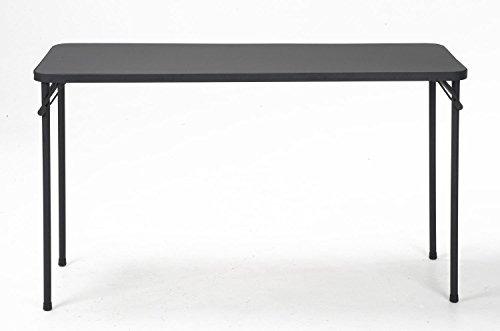 "cosco - mesa plegable superior de resina, 20 ""x 48&quo"