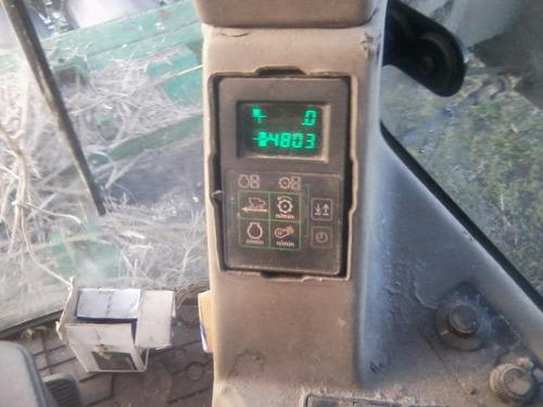 cosechadora 1550 jhon deer 2005