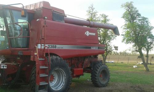 cosechadora case 2388 c/30