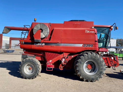cosechadora case 2399 - año 2007 - 30 pies