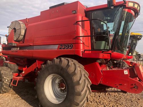 cosechadora case 2399 - año 2007
