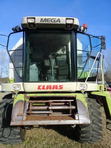 cosechadora claas 350, usada