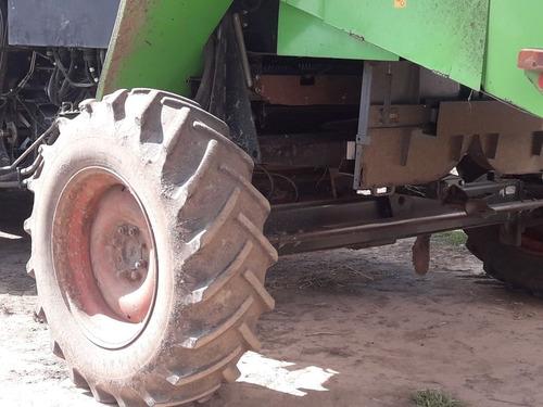 cosechadora deutz optima 660 doble tracción