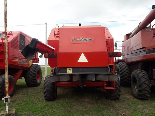 cosechadora don roque 150 m 28p tracción simple 2007