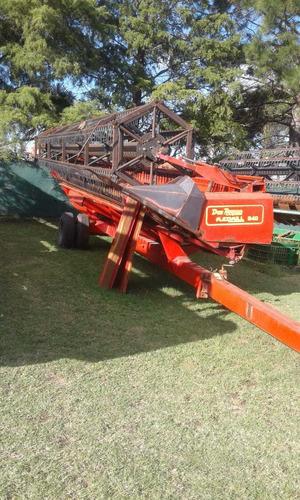cosechadora don roque rv150m, año 2004