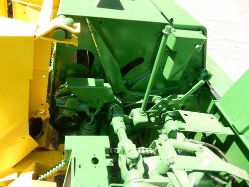 cosechadora ensiladora marca john deere modelo 3950 2 surcos