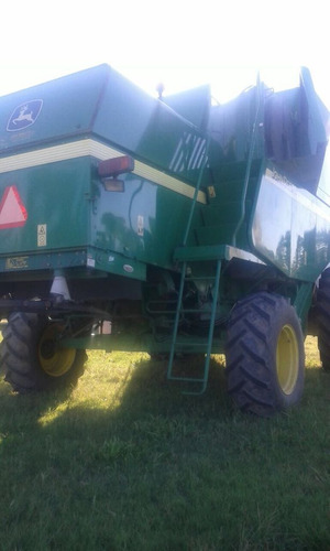cosechadora jd 1550 con 5500hs unico dueño