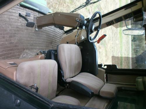 cosechadora john deere 1550 de 25 pies. año 2004 con 4300 ha