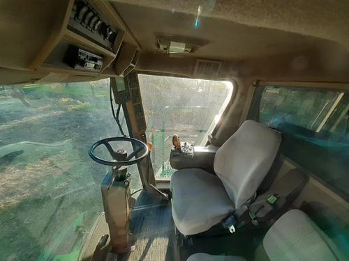 cosechadora john deere 9860, 2000hs, 35p, c/duales, 2005