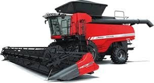 cosechadora massey ferguson mf 6690 oferta