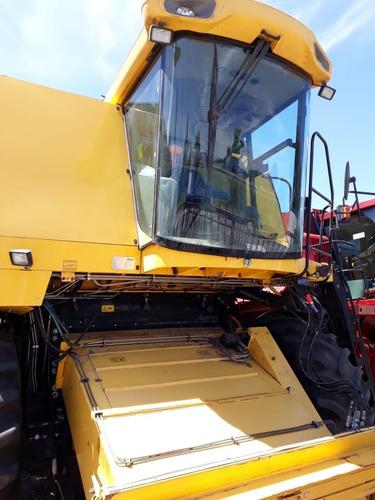 cosechadora new holland tc 5090 - año 2016